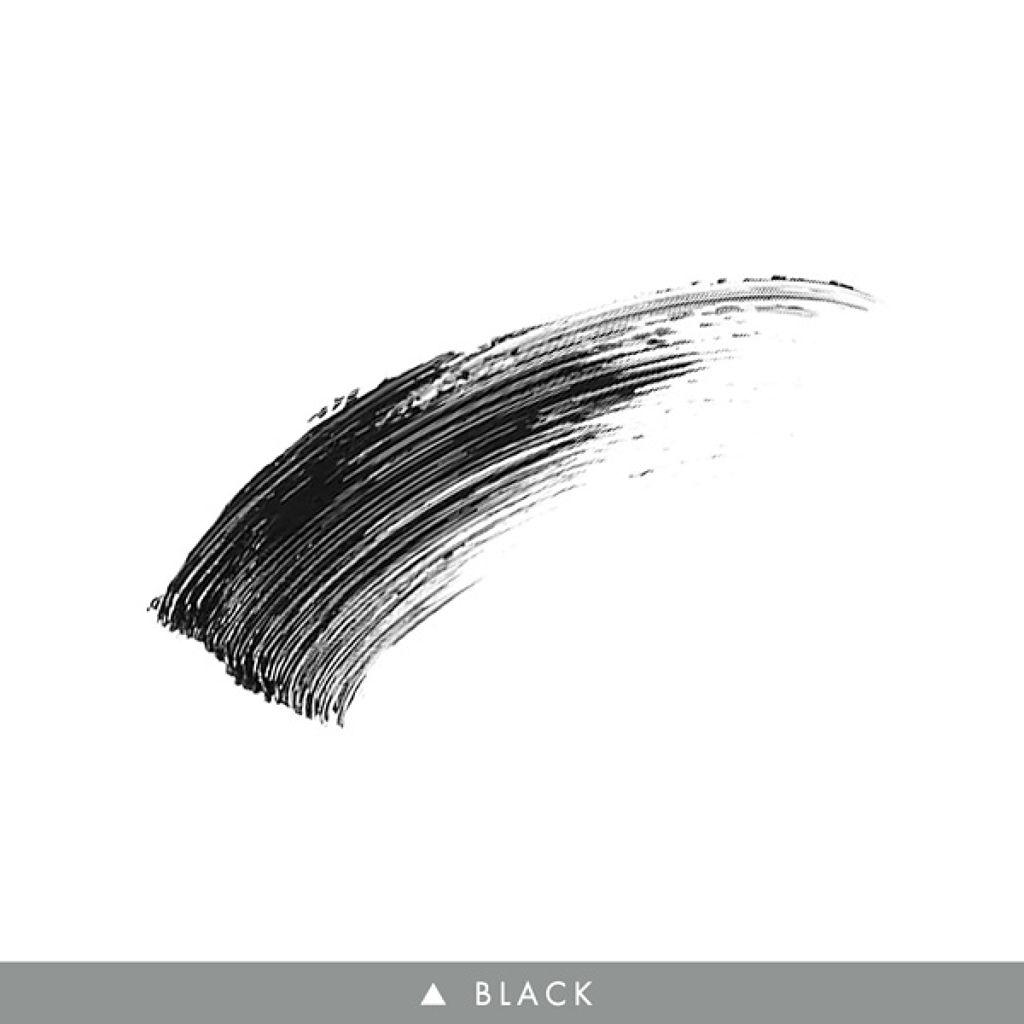 ジニアス フォーシーズ マスカラ BLACK