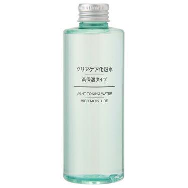 クリアケア化粧水 高保湿タイプ 無印良品