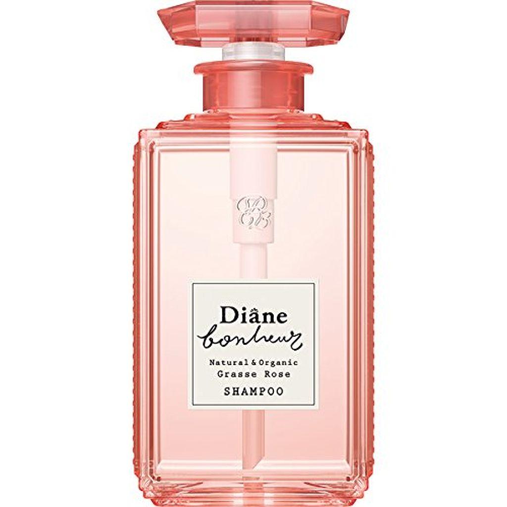 ダイアンボヌールダメージリペアシャンプー/トリートメント グラースローズの香り シャンプー500ml
