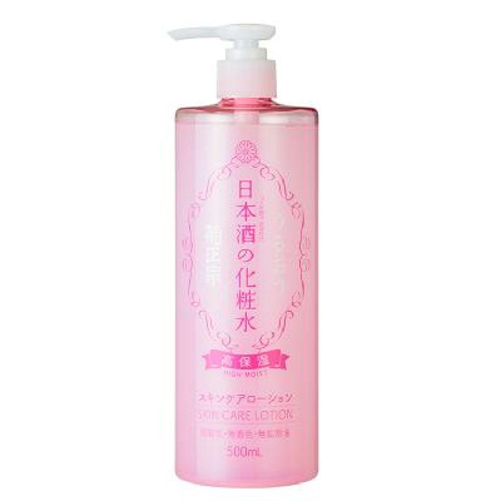 日本酒の化粧水 高保湿500ml