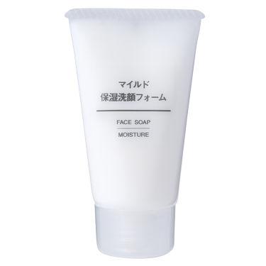 マイルド保湿洗顔フォーム 無印良品