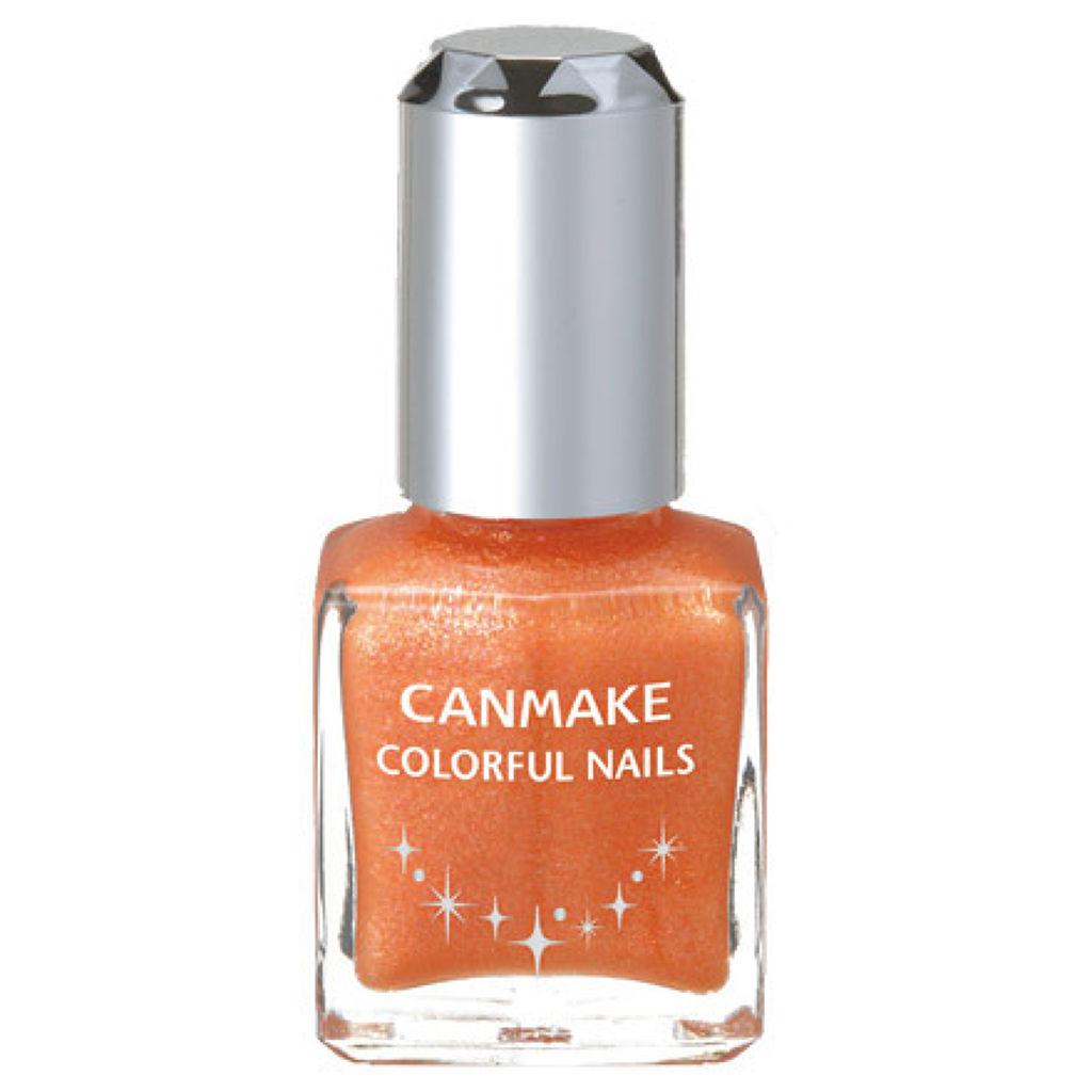 カラフルネイルズ 49 スパークルオレンジ