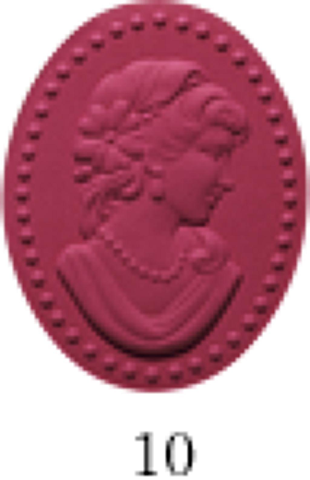 プレスト チークカラー10 Zinzolin ザンゾラン(青紫)