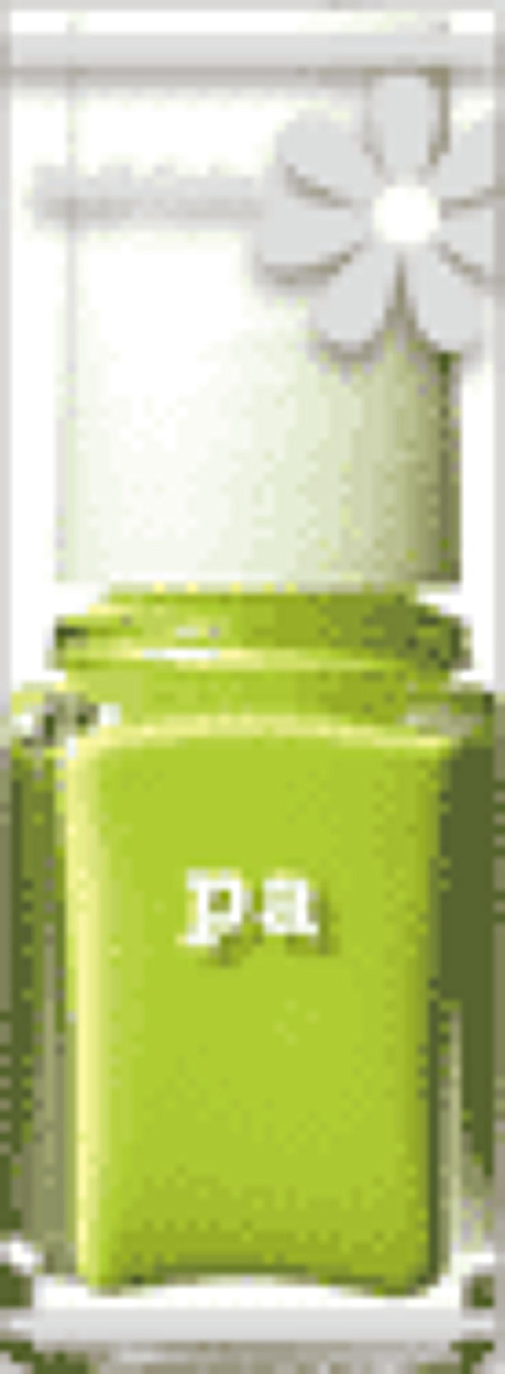 ネイルカラー A34 プライマルイエローグリーン