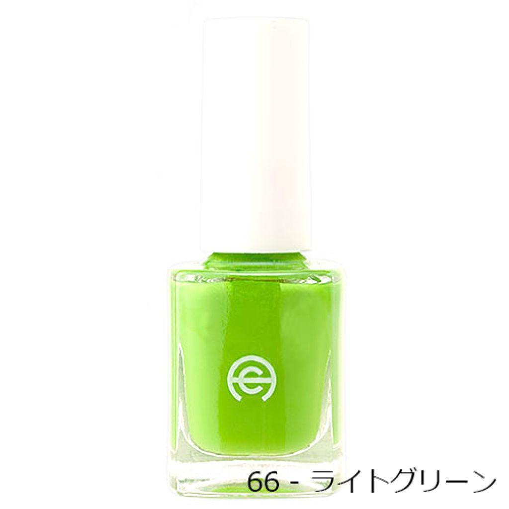 AC ネイルエナメル M 66 ライトグリーン