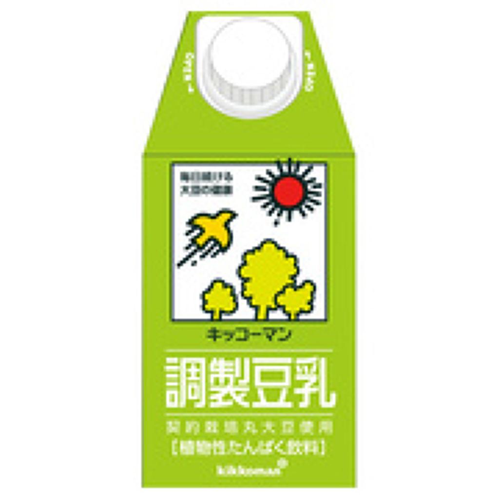 調整豆乳 調整豆乳500ml