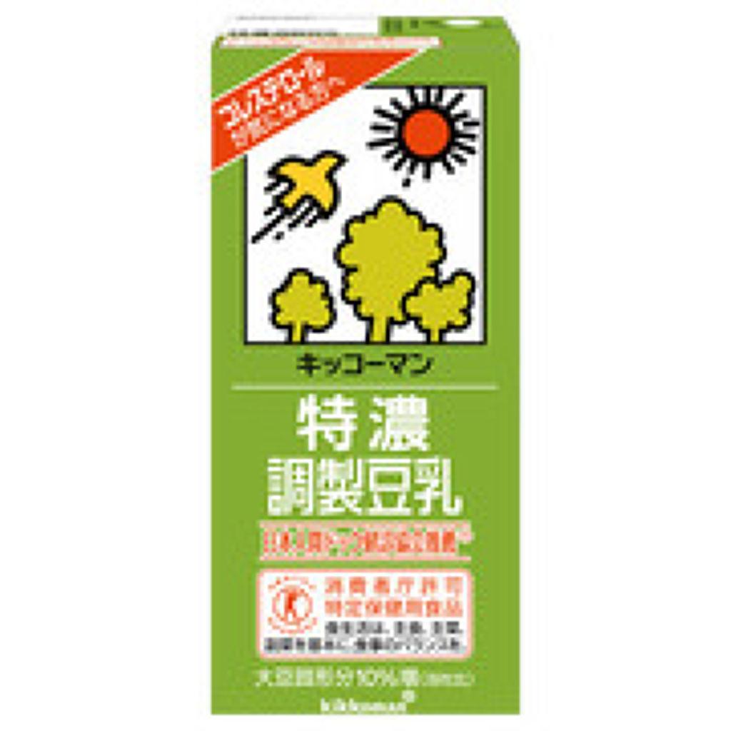 調整豆乳 特濃調整豆乳1000ml(トクホ)