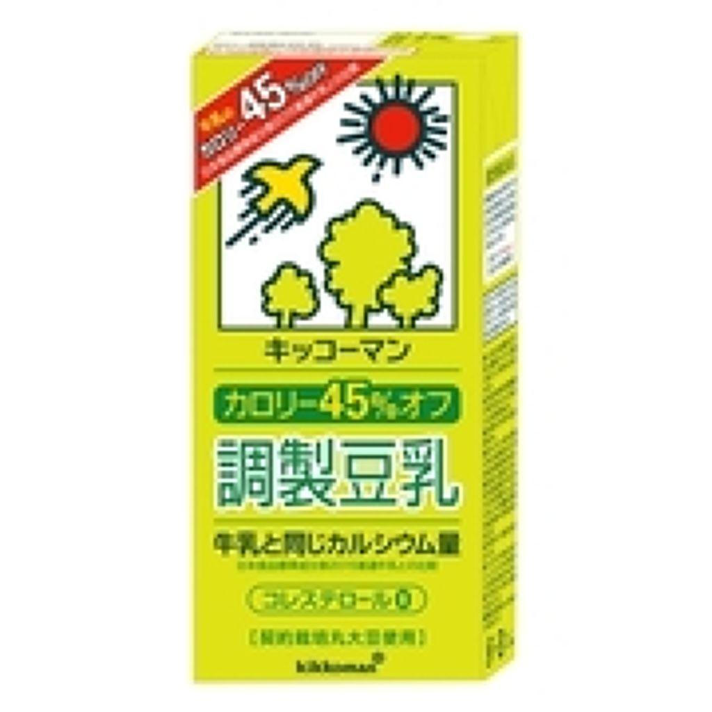 調整豆乳 カロリー45%オフ調製豆乳 1000ml