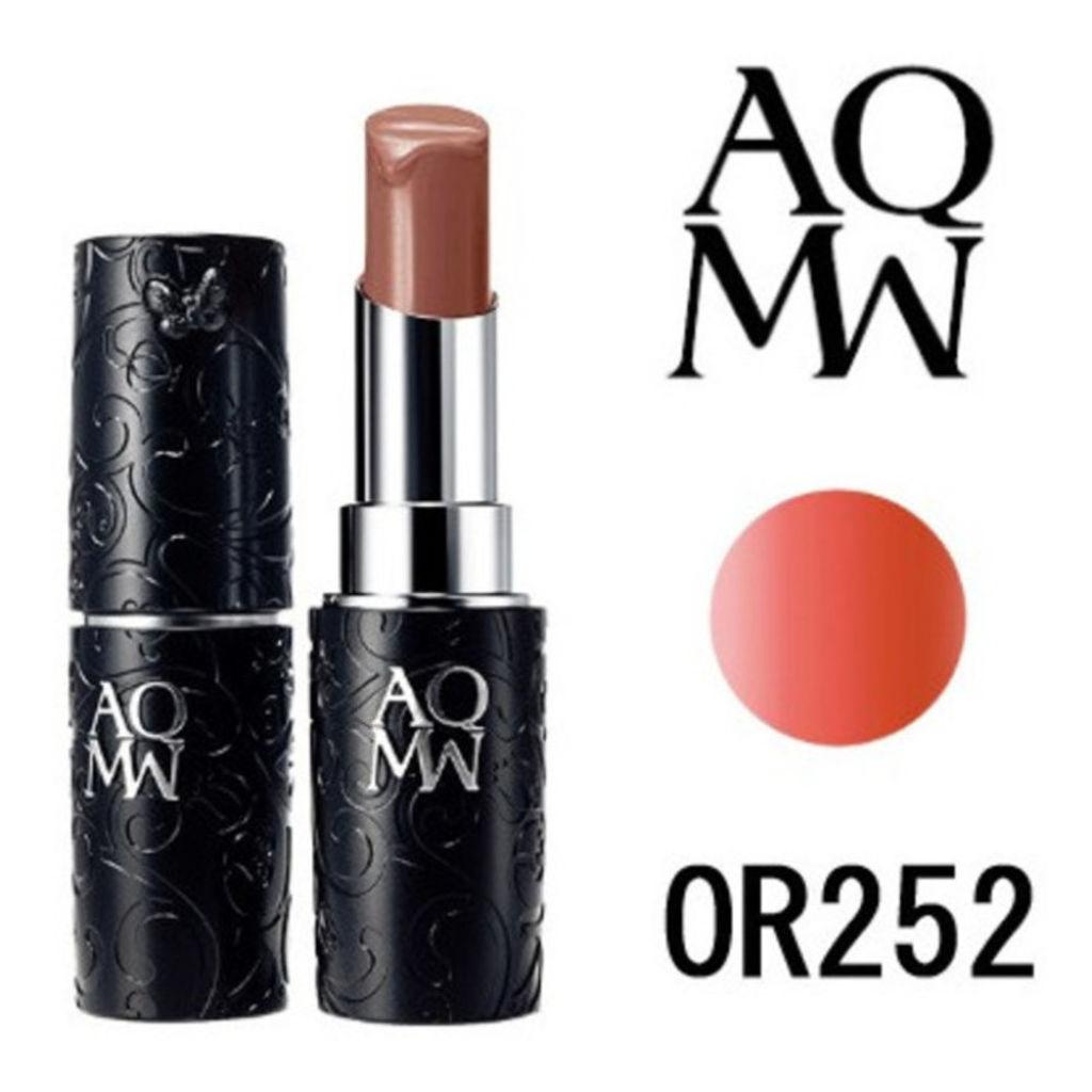 AQ MW ルージュ グロウ OR252 eternal shine
