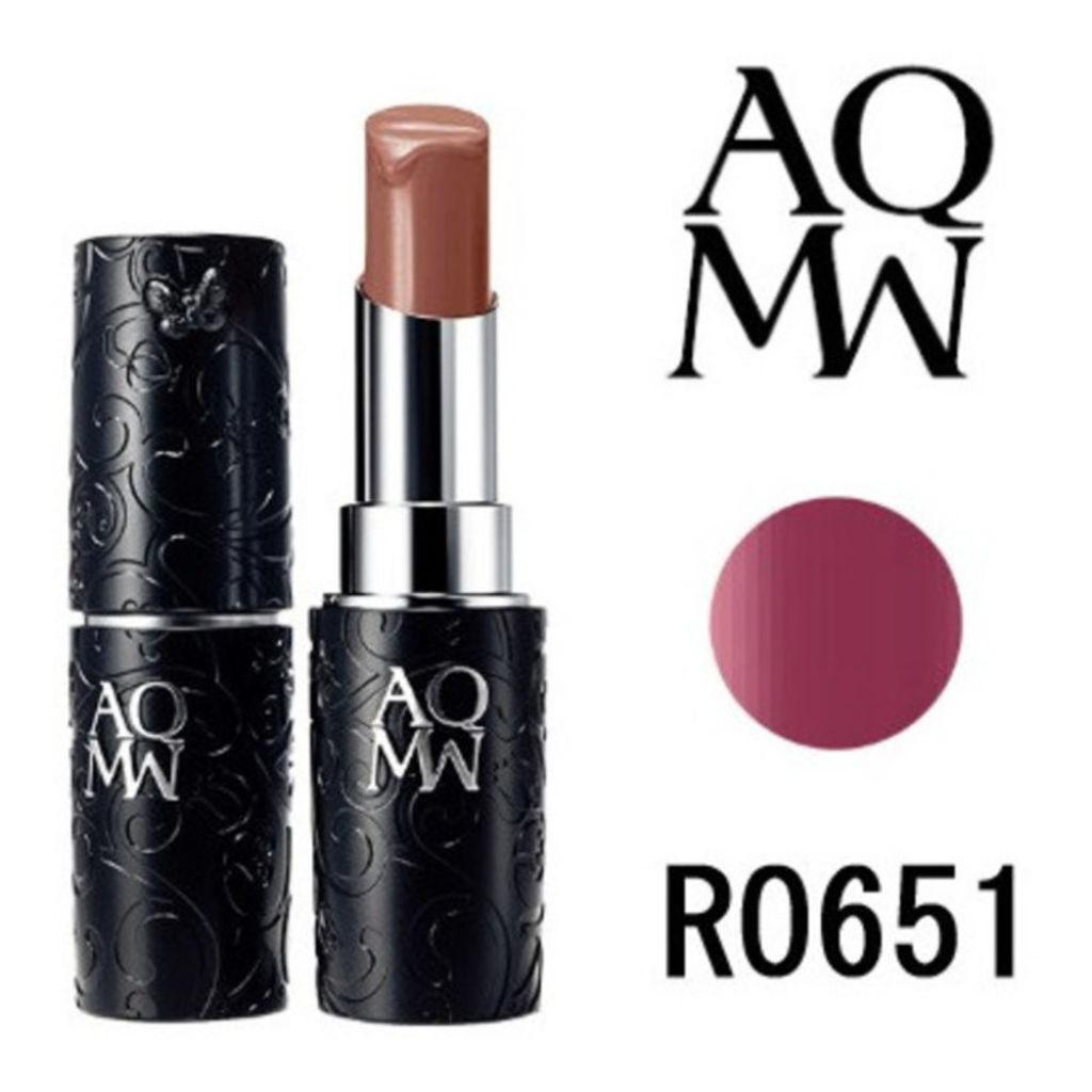 AQ MW ルージュ グロウ RO651 mellow passion