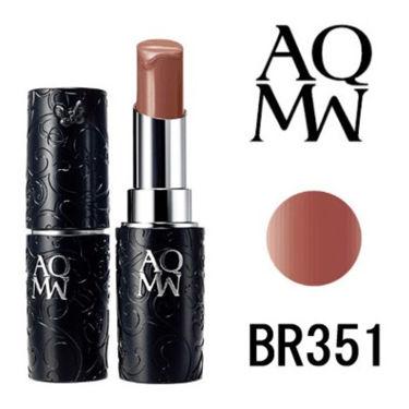 AQ MW ルージュ グロウ BR351 quality time