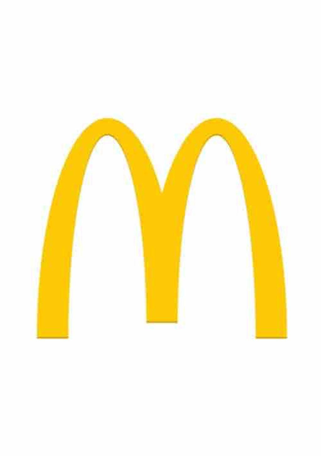 🍔 + 🍟 = マクドナルド M