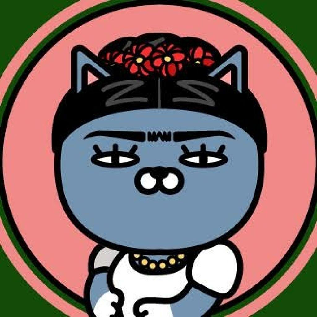 化け猫OL