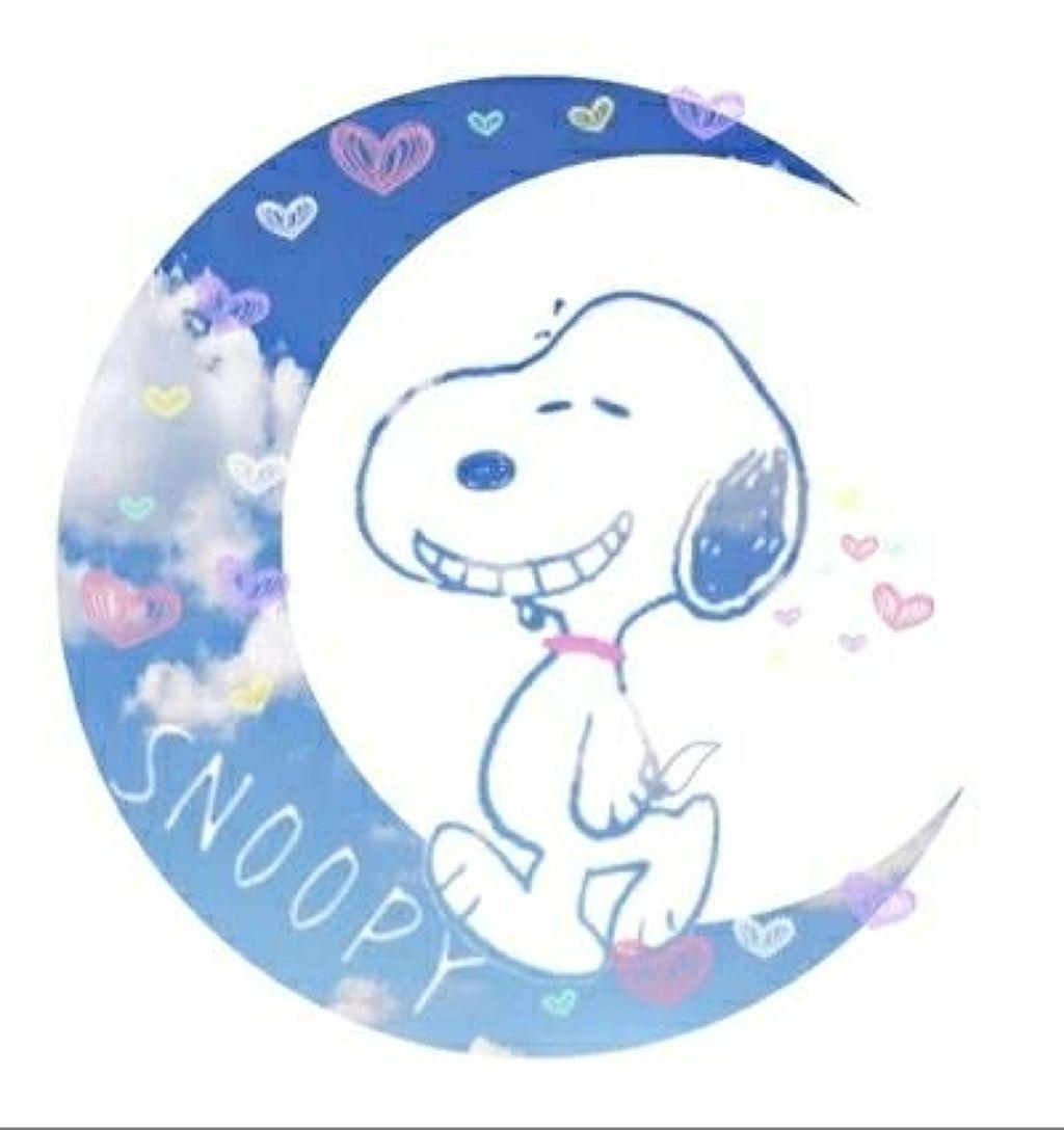SNOOPY( ・ ´`(●)