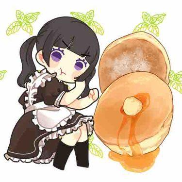パンケーキ食べたい