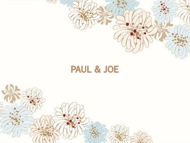 PAUL & JOE BEAUTE公式アカウント