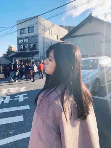 月足天音(HKT48)毎日投稿中