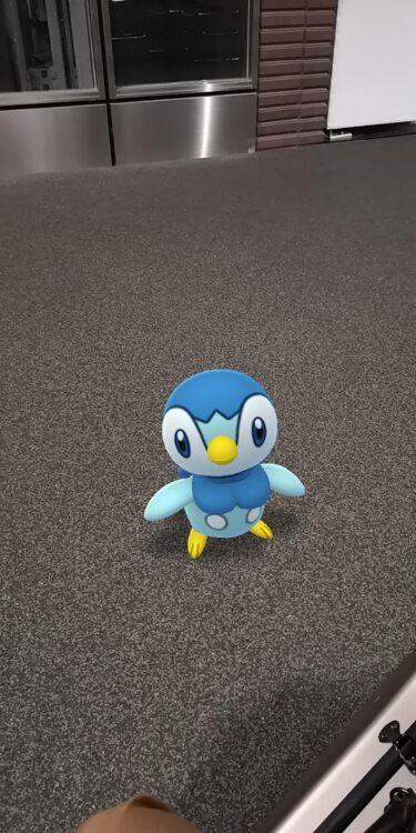 ペンギンさん。
