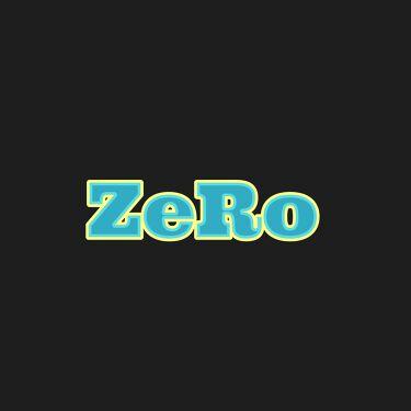 ZeRo(こっそりマイペースに活動中)