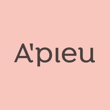 【公式】A'pieu